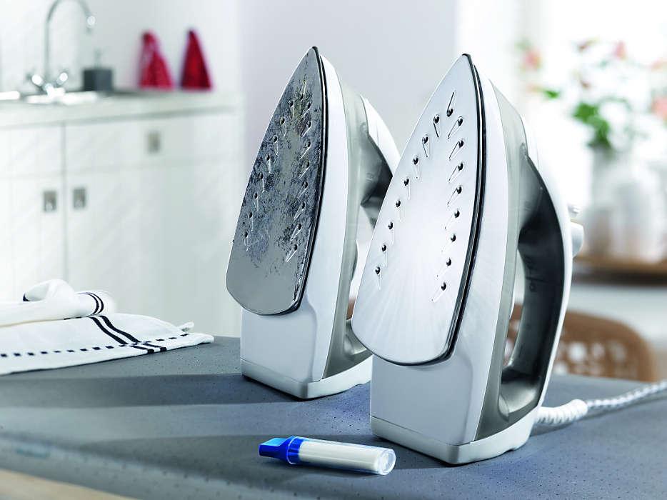 Как почистить утюг в домашних условиях? На доступном языке