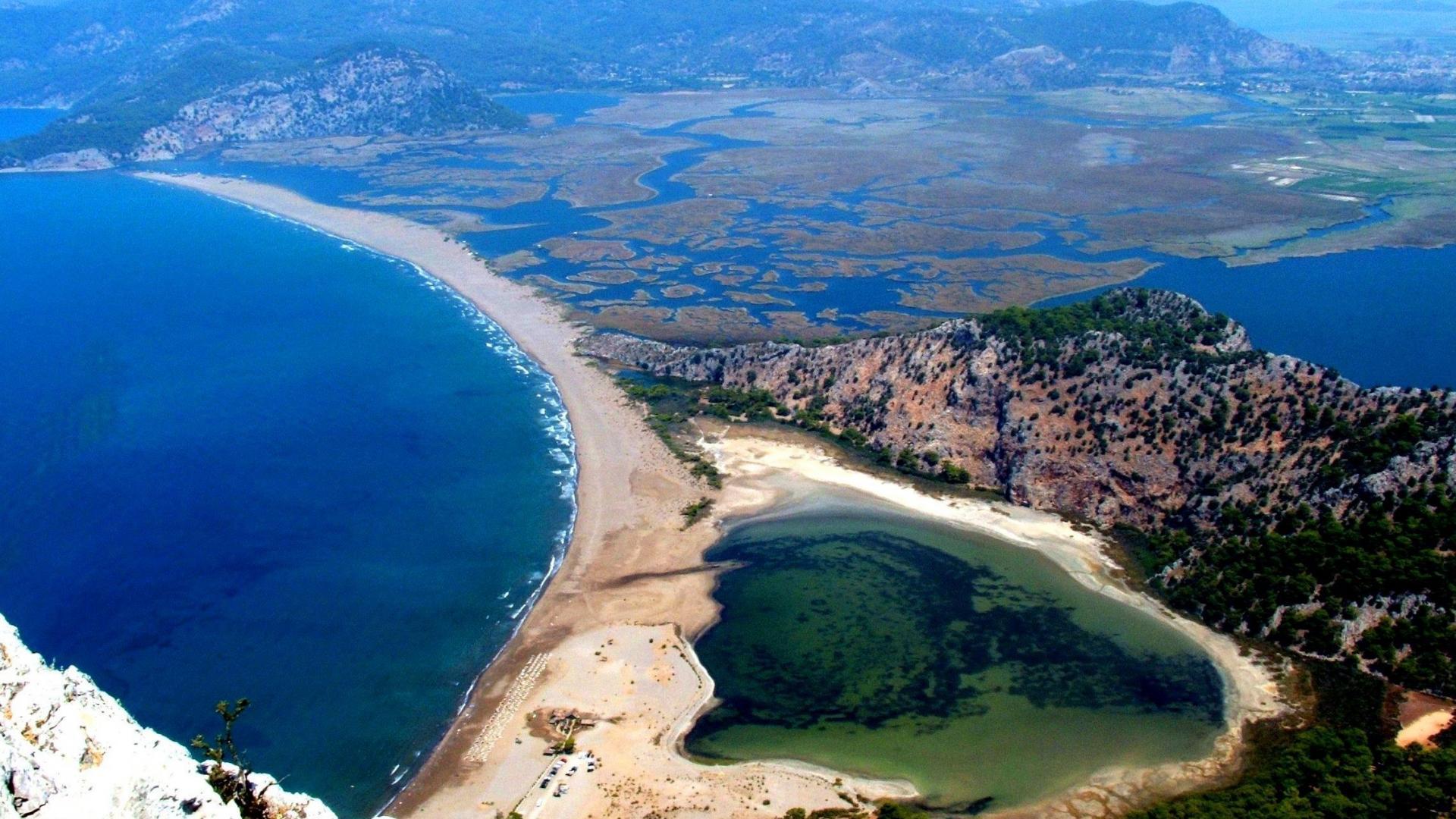 Пляж Изтузу Турция