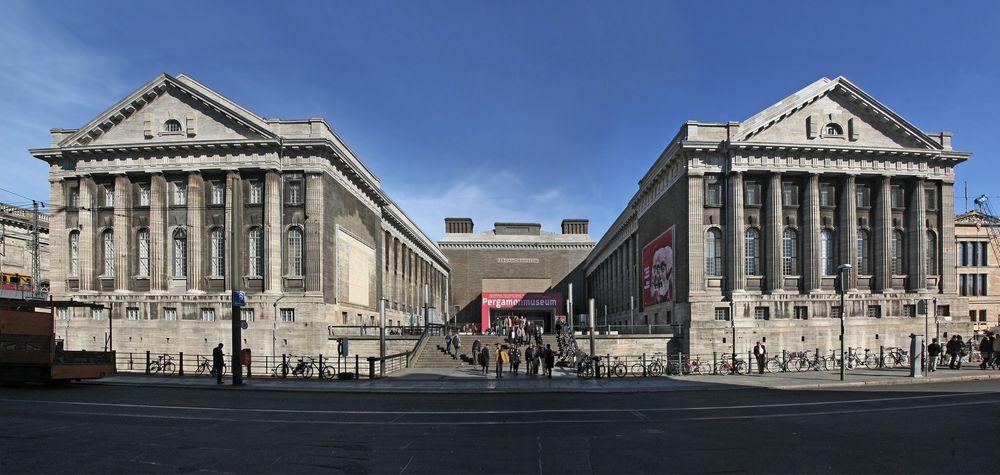 Пергамон Берлин фото