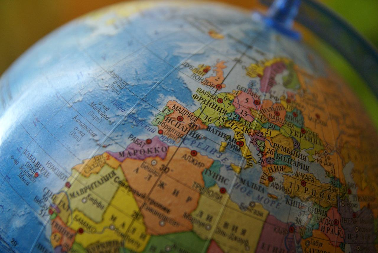 Пройдите тест на знание географии!