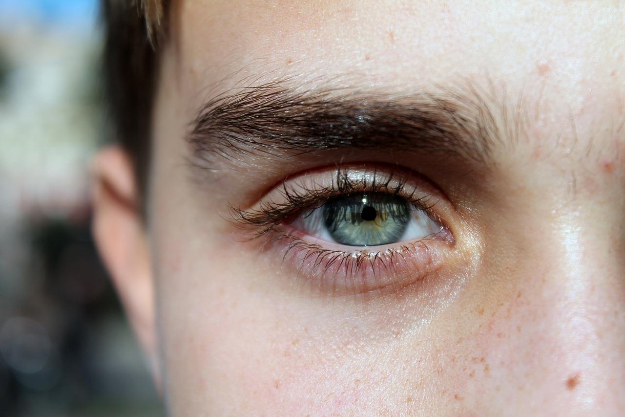 пословица «Не в бровь, а в глаз»