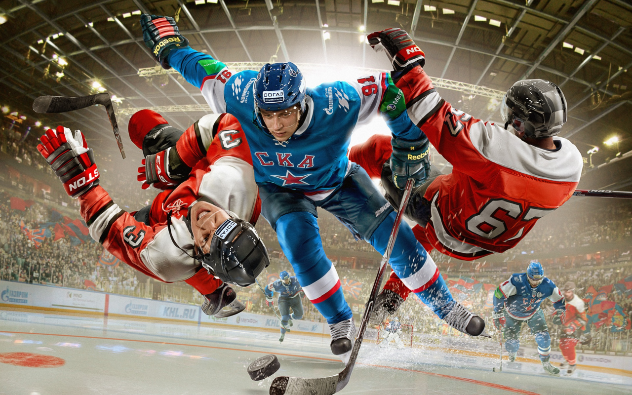 Тест на знание хоккея